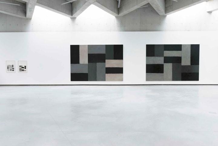 Aktuelle Ausstellung - Sean Scully