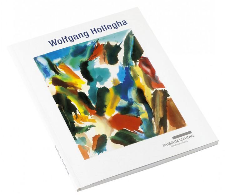 Alte Freunde: Wolfgang Hollegha